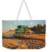 Evening Harvest Weekender Tote Bag