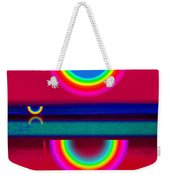 Evening Heat Weekender Tote Bag