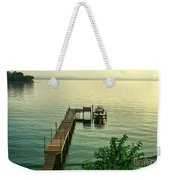 Evening In Charlotte Weekender Tote Bag
