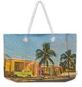 Evening In Cuba Weekender Tote Bag