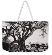 Evening In Midnapore Weekender Tote Bag