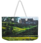 Evening In North Wales Weekender Tote Bag