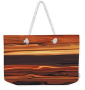 Evening In Ottawa Valley 1 Weekender Tote Bag