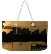 Evening In Tampa Weekender Tote Bag