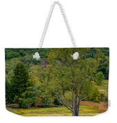 Evening In The Valley Weekender Tote Bag