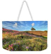 Evening Light At North Table Mountain Weekender Tote Bag