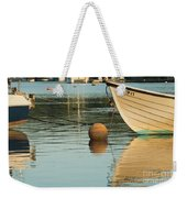 Evening Light On Pipit Weekender Tote Bag