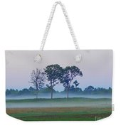 Evening Mist Weekender Tote Bag