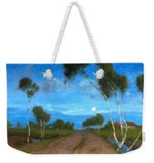 Evening On The Moor Weekender Tote Bag