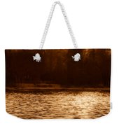 Evening On The New York Shore Weekender Tote Bag