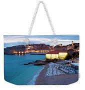 Evening Over Dubrovnik Weekender Tote Bag