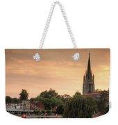 Evening Over Marlow Weekender Tote Bag