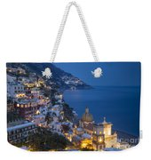 Evening Over Positano Weekender Tote Bag