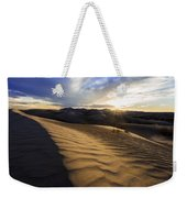 Evening Ripples Weekender Tote Bag by Chad Dutson