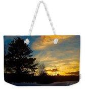 Evening Rising 2 Weekender Tote Bag