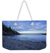 Evening Shadows Weekender Tote Bag