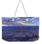 Evening Show Weekender Tote Bag