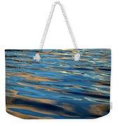 Evening Silk Weekender Tote Bag