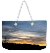 Evening Sky 1 Weekender Tote Bag