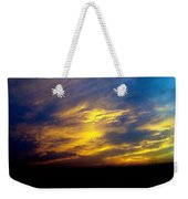 Evening Sky 5 Weekender Tote Bag