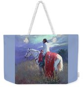 Evening Solitude L. E. P. Weekender Tote Bag