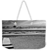 Evening Tide Weekender Tote Bag