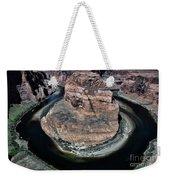 Evening Tones Horseshoe Bend Arizona Landscape  Weekender Tote Bag