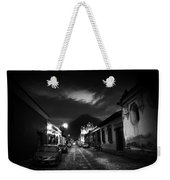 Evening Under The Volcano Weekender Tote Bag