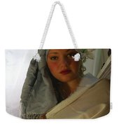 Evenings Thoughts Weekender Tote Bag