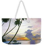 Eventide Tobago Weekender Tote Bag by Karin  Dawn Kelshall- Best