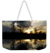 Everglade View Weekender Tote Bag