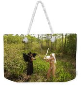 Everglades City Glamour 146 Weekender Tote Bag