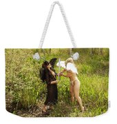 Everglades City Glamour 155 Weekender Tote Bag