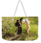 Everglades City Glamour 156 Weekender Tote Bag