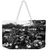 Everglades City Life Weekender Tote Bag