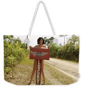 Everglades City Photographer 432 Weekender Tote Bag
