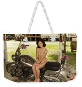 Everglades City Photography By Lucky Cole Weekender Tote Bag