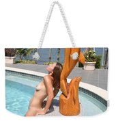Everglades City Professional Photographer 360 Weekender Tote Bag