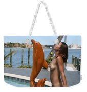 Everglades City Professional Photographer 368 Weekender Tote Bag