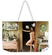 Everglades City Professional Photographer 707 Weekender Tote Bag