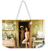 Everglades City Professional Photographer 708 Weekender Tote Bag