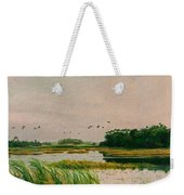 Everglades Dawn Weekender Tote Bag