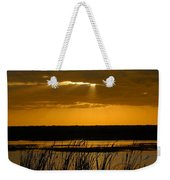 Everglades Evening Weekender Tote Bag