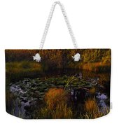 Everglades Pond Weekender Tote Bag