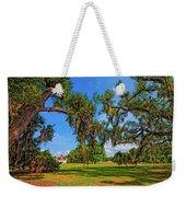 Evergreen Plantation Weekender Tote Bag