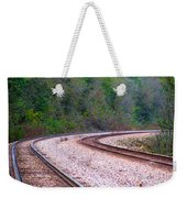 Every Line Has A Curve Weekender Tote Bag