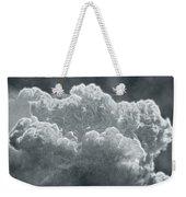 Every Lining Has A Silver Cloud Weekender Tote Bag