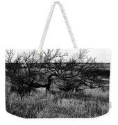 Every Which Way But Loose Weekender Tote Bag