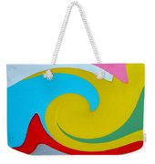 Everybody Has A Cousin In Miami Two Weekender Tote Bag