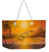 Everyday Sunrise Weekender Tote Bag
